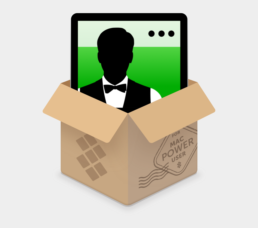how to add clipart on macbook air, Cartoons - Bartender 3.0 63b