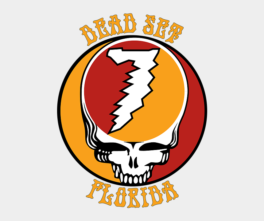 steal your face logo clipart, Cartoons - Grateful Dead Steal Your Face