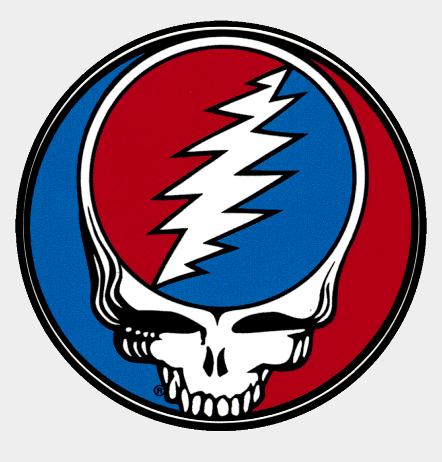 steal your face logo clipart, Cartoons - Grateful Dead Steal Your Face Songs