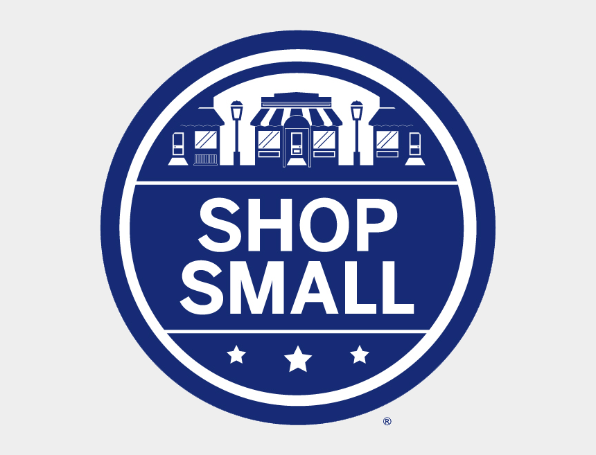 small business saturday 2018 clipart, Cartoons - Small Business Saturday Transparent