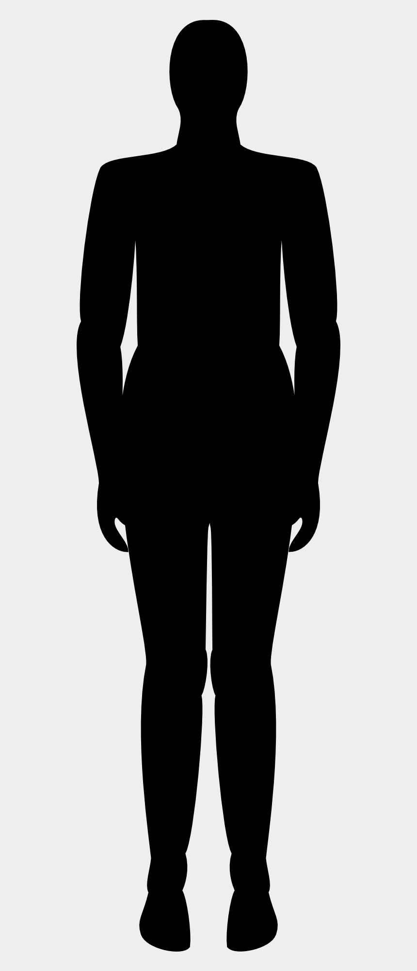 handsome man standing clipart, Cartoons - Man Clipart Silhouette