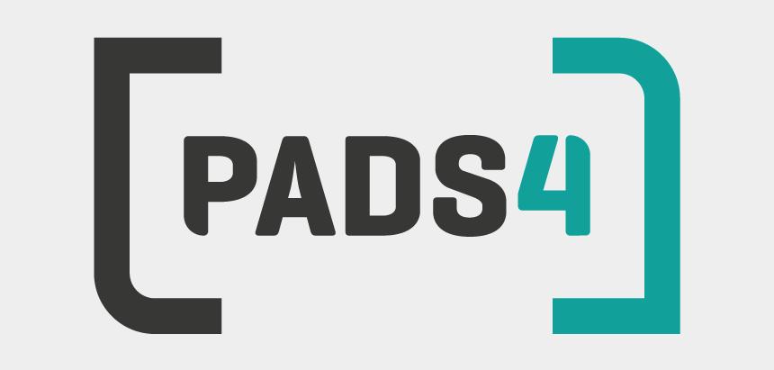 cliparts plateau de t l vision, Cartoons - Pads4 Logo