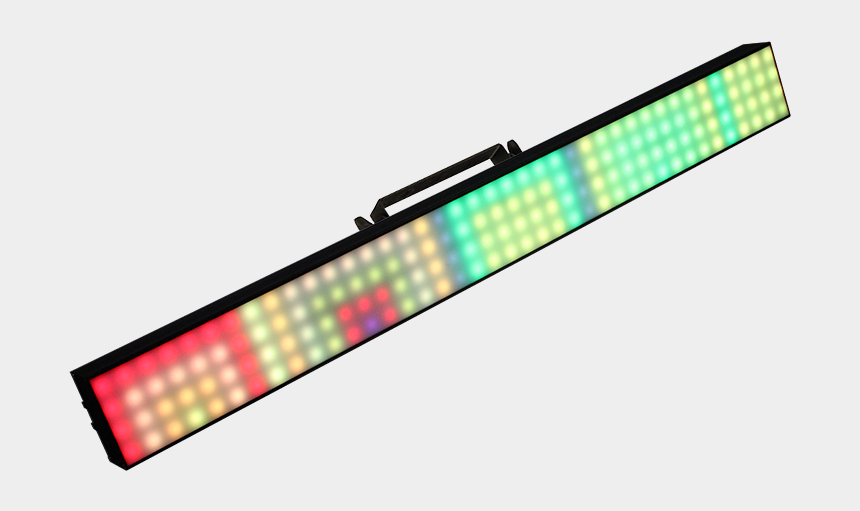 blizzard images free clip art, Cartoons - Blizzard Pixellicious Pixel Mapping Led Bar Light
