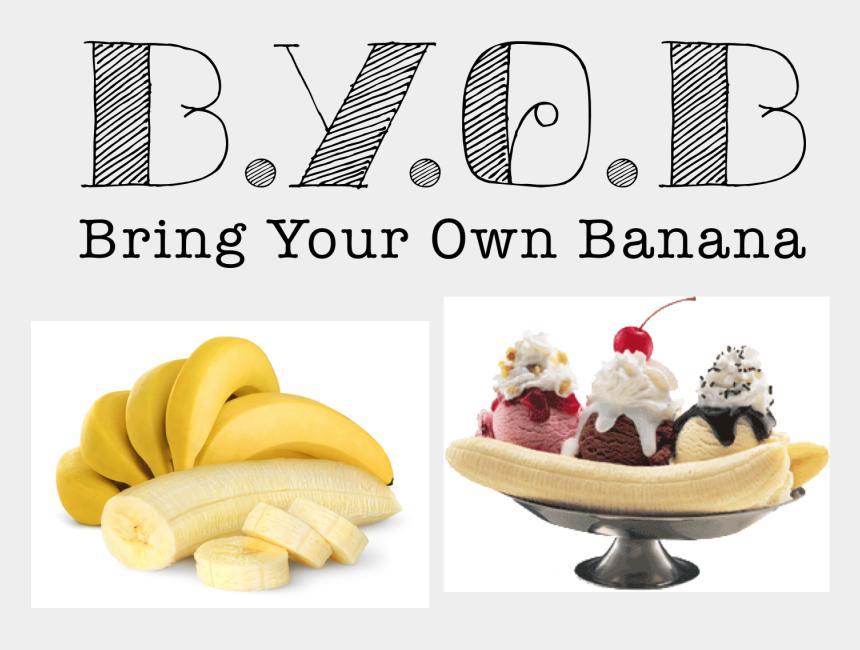 hot fudge clipart, Cartoons - Banana Splits Ice Cream