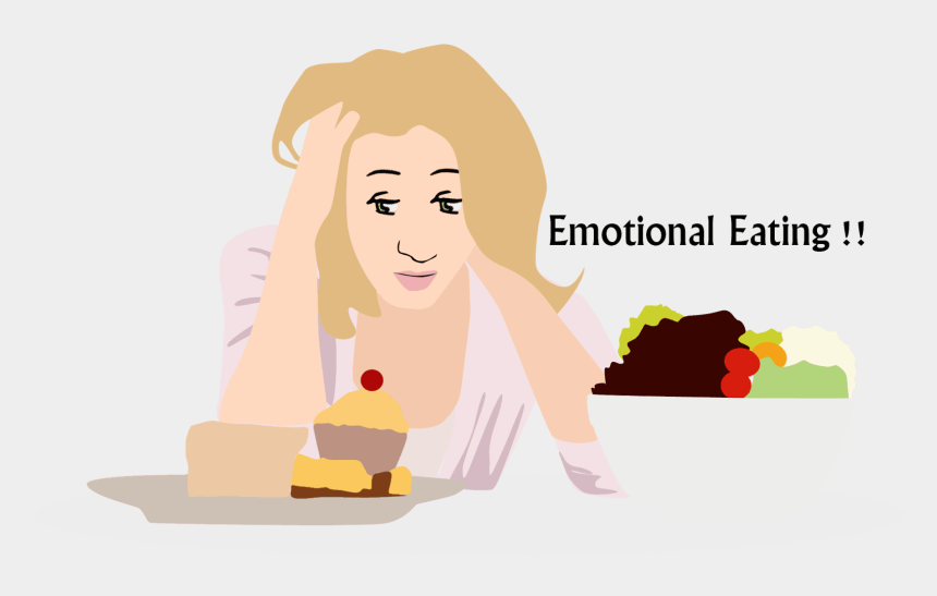 what do you want to eat clipart, Cartoons - Emotional Eating Clipart
