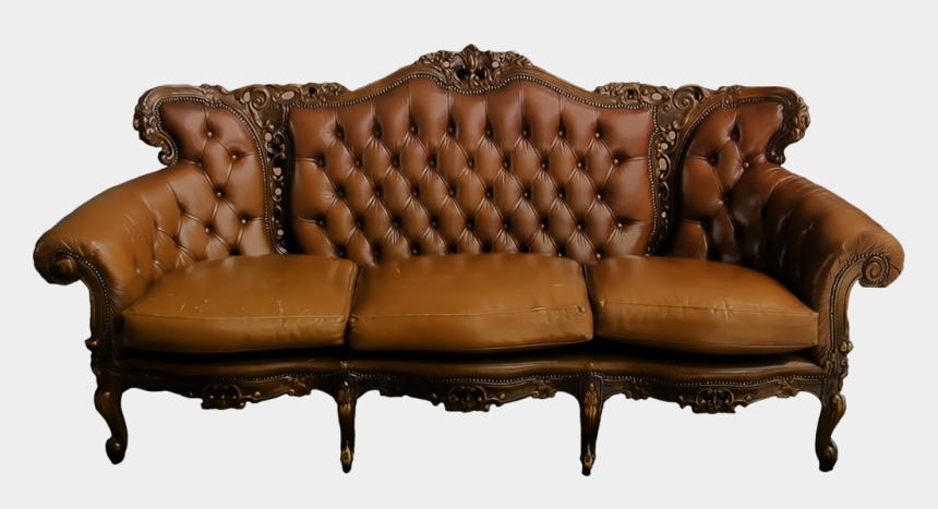 brown sofa clip art, Cartoons - Sofa Set Designs Png