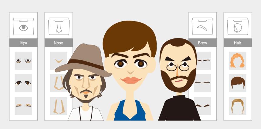 clip art talking head, Cartoons - Crazytalk Animator 2.1
