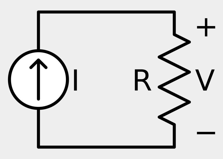 ac current clipart, Cartoons - Ideal Current Source Symbol