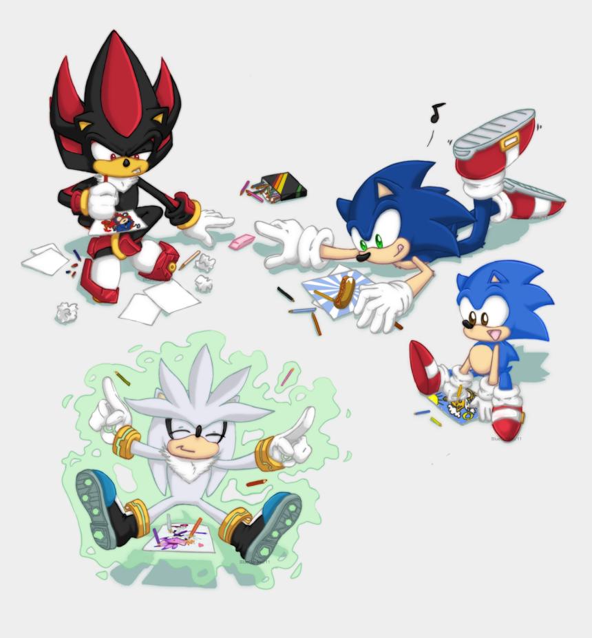 hedgehog face clip art, Cartoons - Let's Draw - Sonic The Hedgehog Drawings