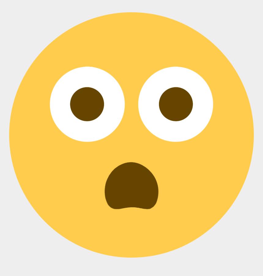 shh emoji clipart, Cartoons - Discord Emoji Scared