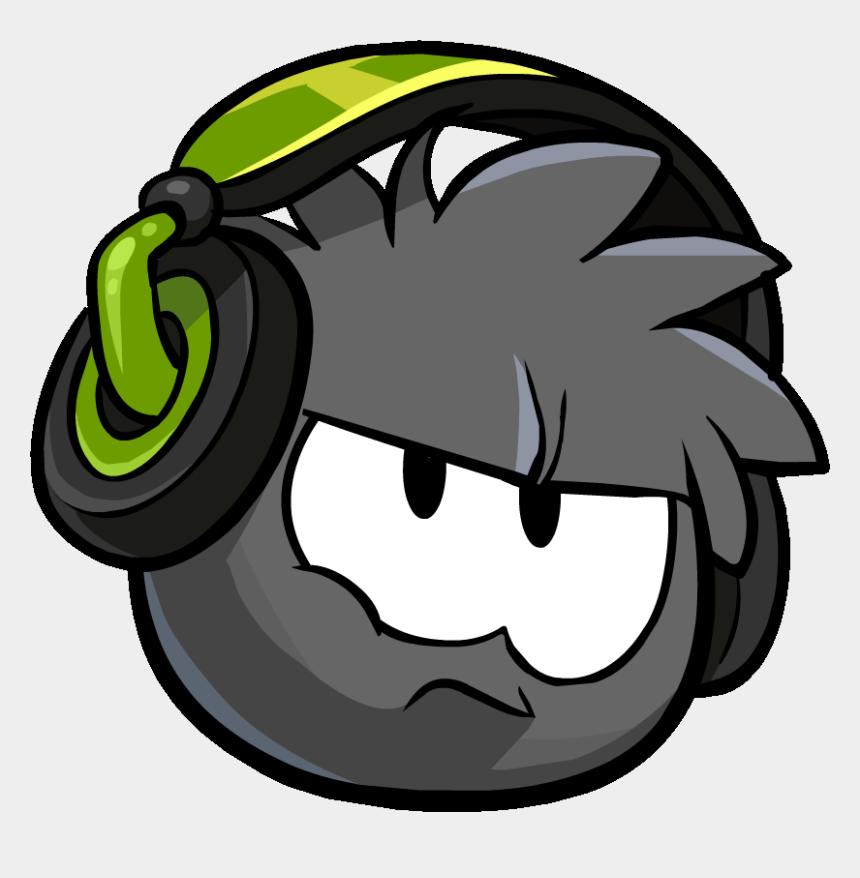 clip dj descargar musica gratis, Cartoons - Dubstep - Club Penguin Black Puffle