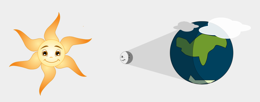 twilight eclipse torrent, Cartoons - Planets Solar Eclipse Sun Earth Science Astronomy - Earth And Sun Png