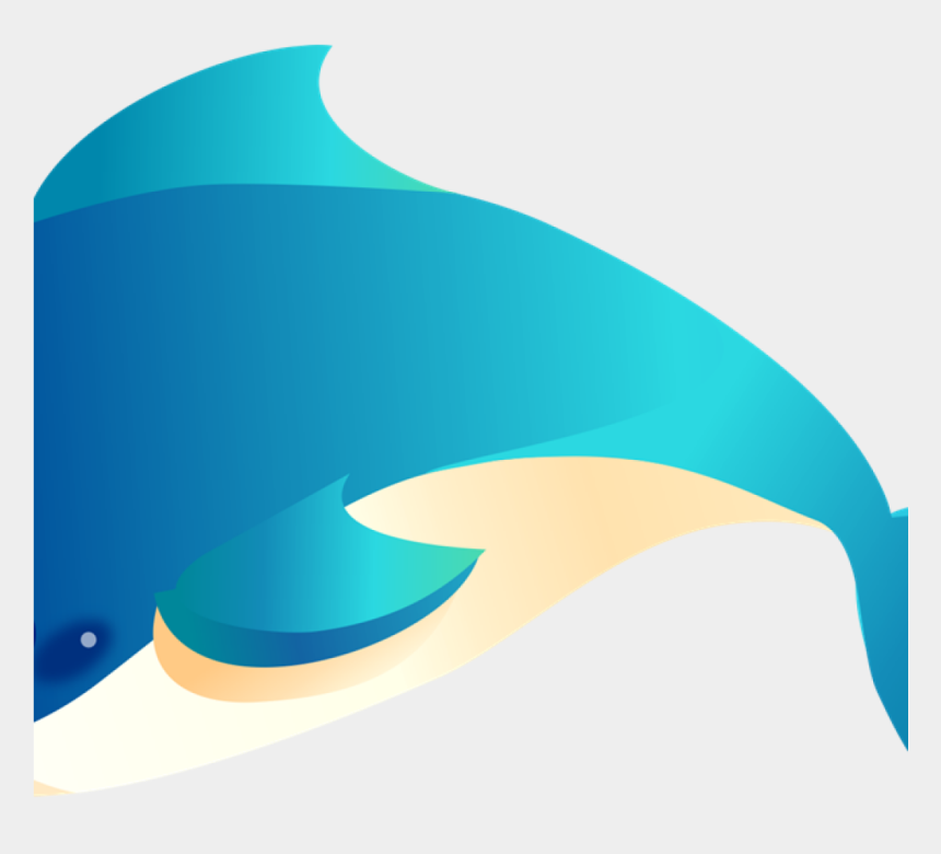 public domain clipart, Cartoons - Dolphins Clipart Free To Use Public Domain Dolphin - Dolphin Clipart Transparent Background