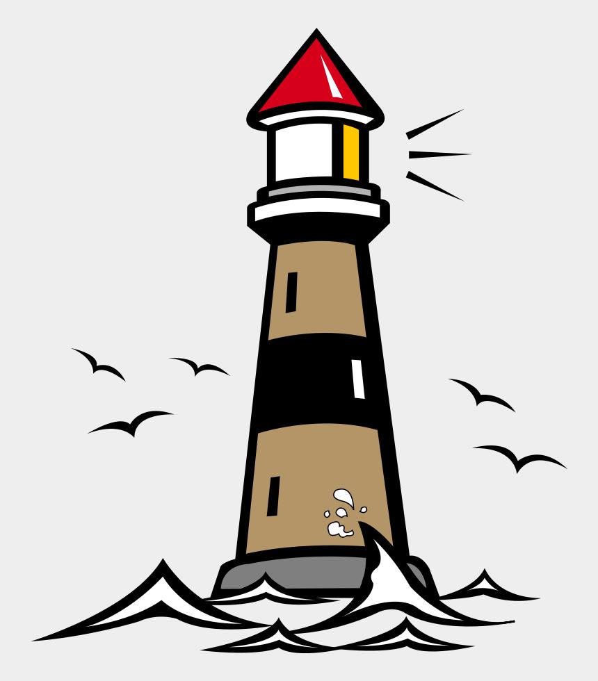 public domain clipart, Cartoons - Lighthouse Clipart Public Domain - Lighthouse Clipart Black And White