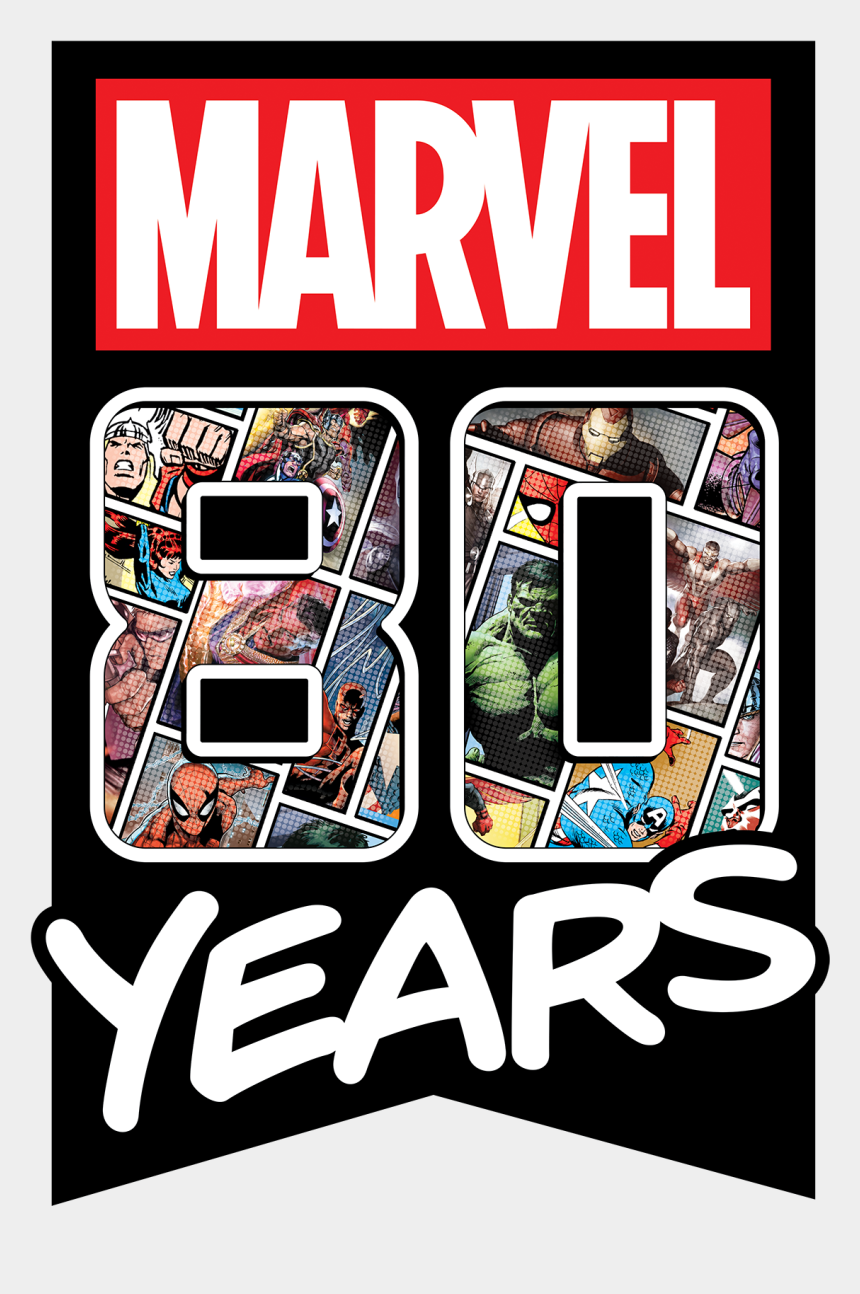 careco eclipse manual, Cartoons - Eighty Years Ago, The Marvel Universe Roared Into Existence - Marvel 80 Years Logo