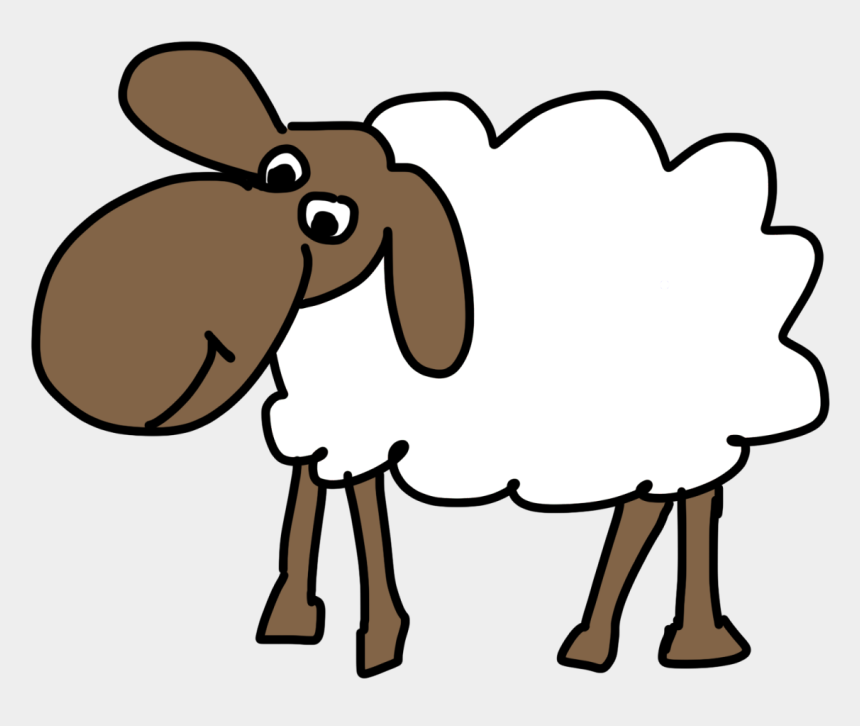 public domain clipart, Cartoons - Amazing Ideas Sheep Clip Art Vector Images Illustrations - Sheep Clipart