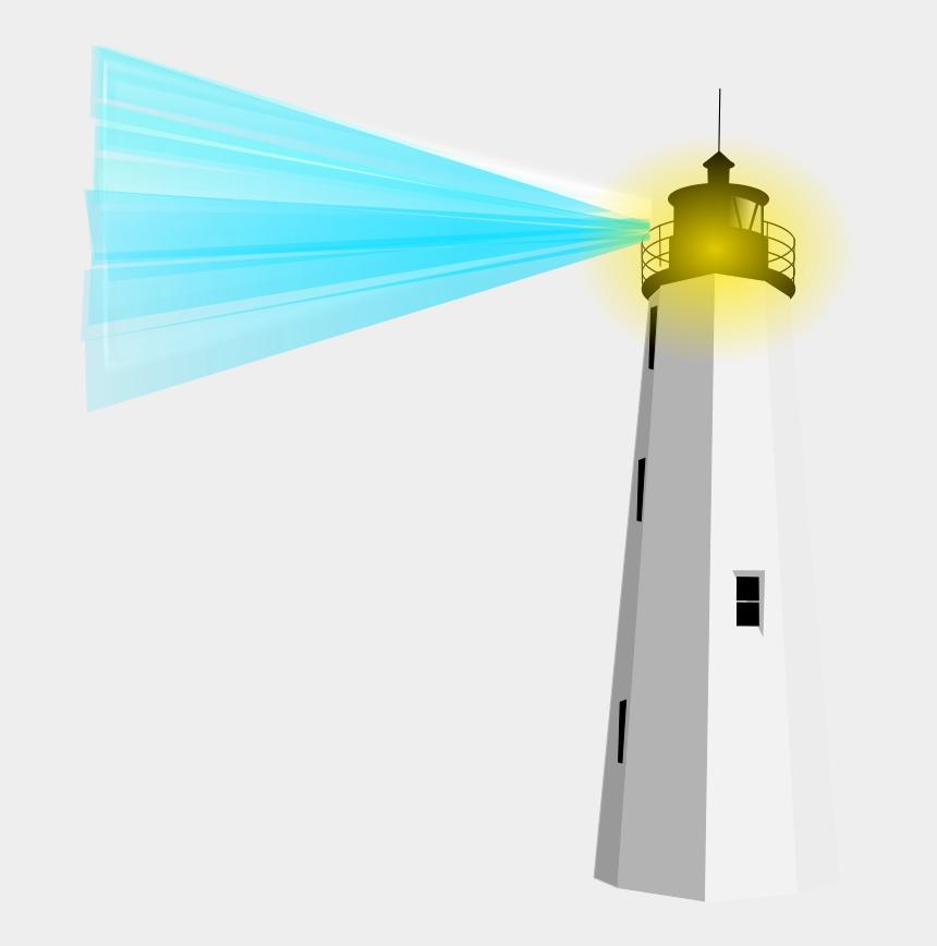 public domain clipart, Cartoons - Free To Use U0026 Public Domain Lighthouse Clip Art - Lighthouse With Beacon Clipart