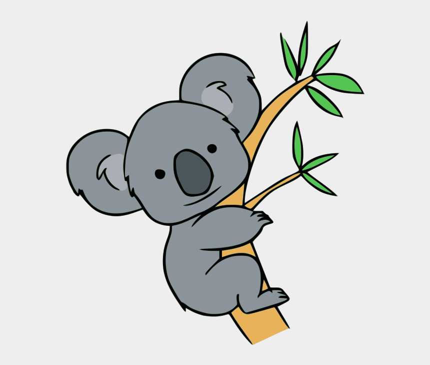public domain clipart, Cartoons - Free To Use Public Domain Koala Clip Art - Koalas Clipart