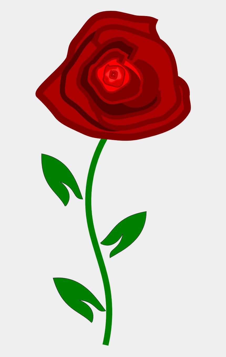 clip art letters, Cartoons - Clipart Letters Free - Valentines Day Roses Clipart