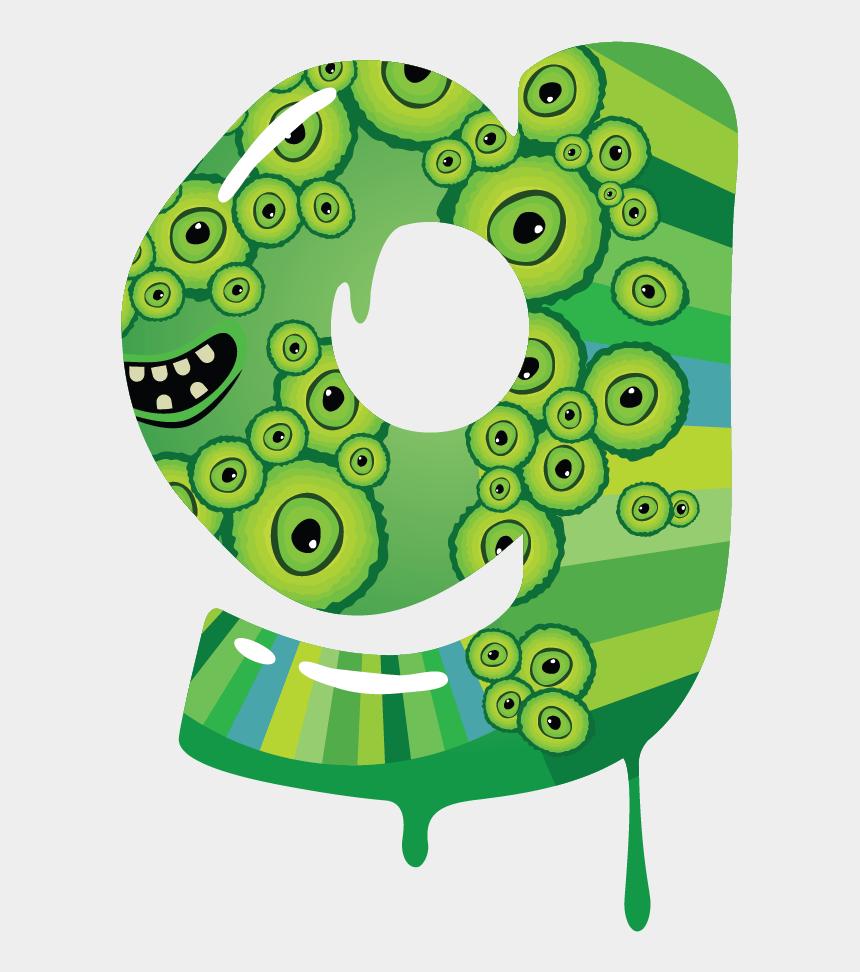 clip art letters, Cartoons - Letter Alphabet G Monster Clip Art - Alphabet Letters Clip Art