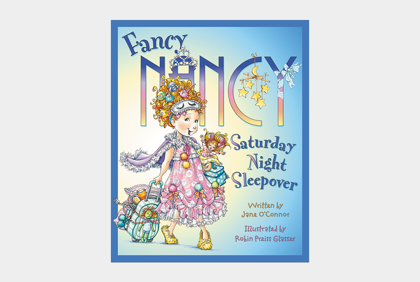 to do list clipart, Cartoons - Nancy And Jojo Are Having A Sleepover, And It's Jojo's - Fancy Nancy The Book