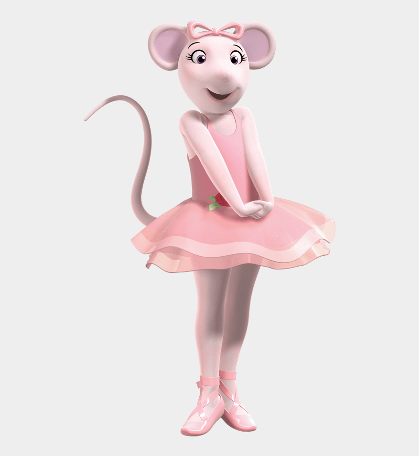 """ballet shoes clip art, Cartoons - Angelina Delighted - """"angelina Ballerina: The Next Steps"""" (2009)"""