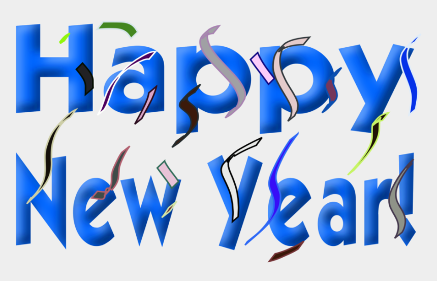 new years eve clipart, Cartoons - Download - New Year Greetings 2019