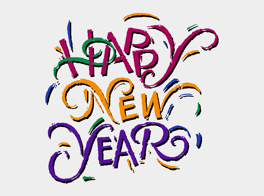 14++ Happy New Years Eve Clipart