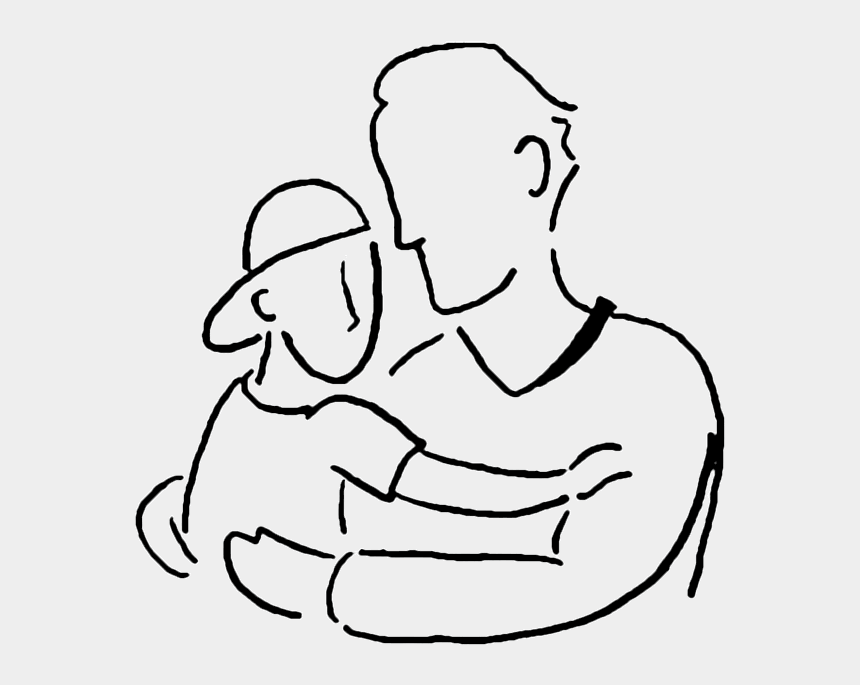 father's day clip art, Cartoons - Clipart Info - Dad And Son Drawing