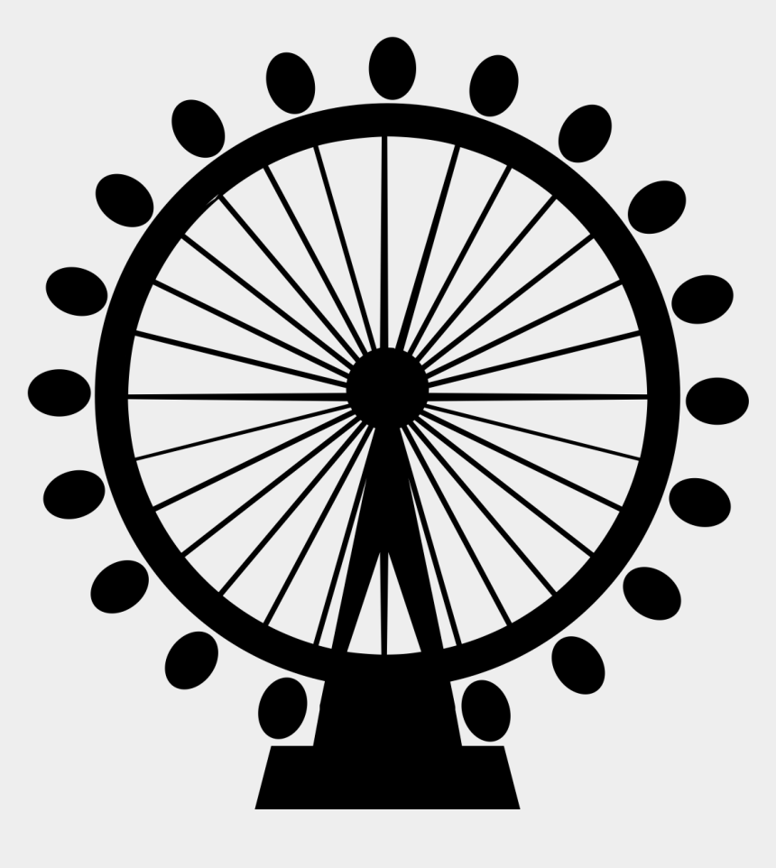 ferris wheel clipart, Cartoons - Go To Image - Ferris Wheel Icon Png