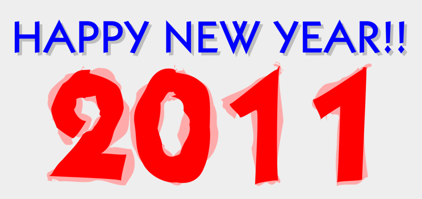 new years eve clipart, Cartoons - Happy New Year - Graphic Design