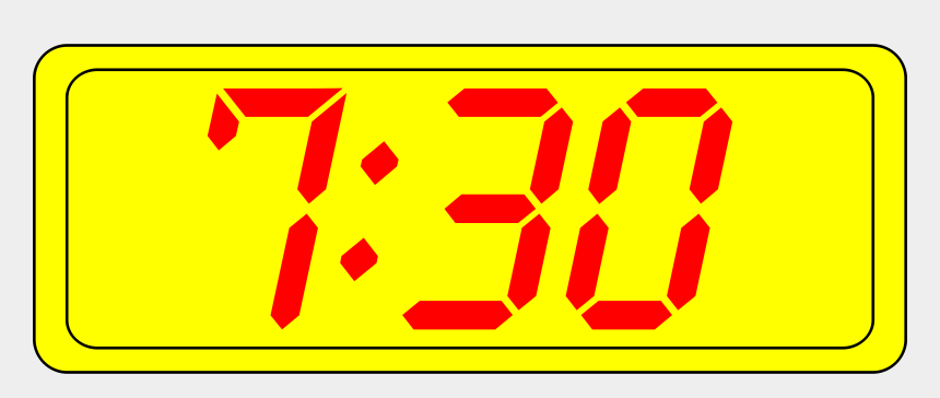 alarm clock clipart, Cartoons - Timer Clipart Digital Timer - Digital Clock Clip Art