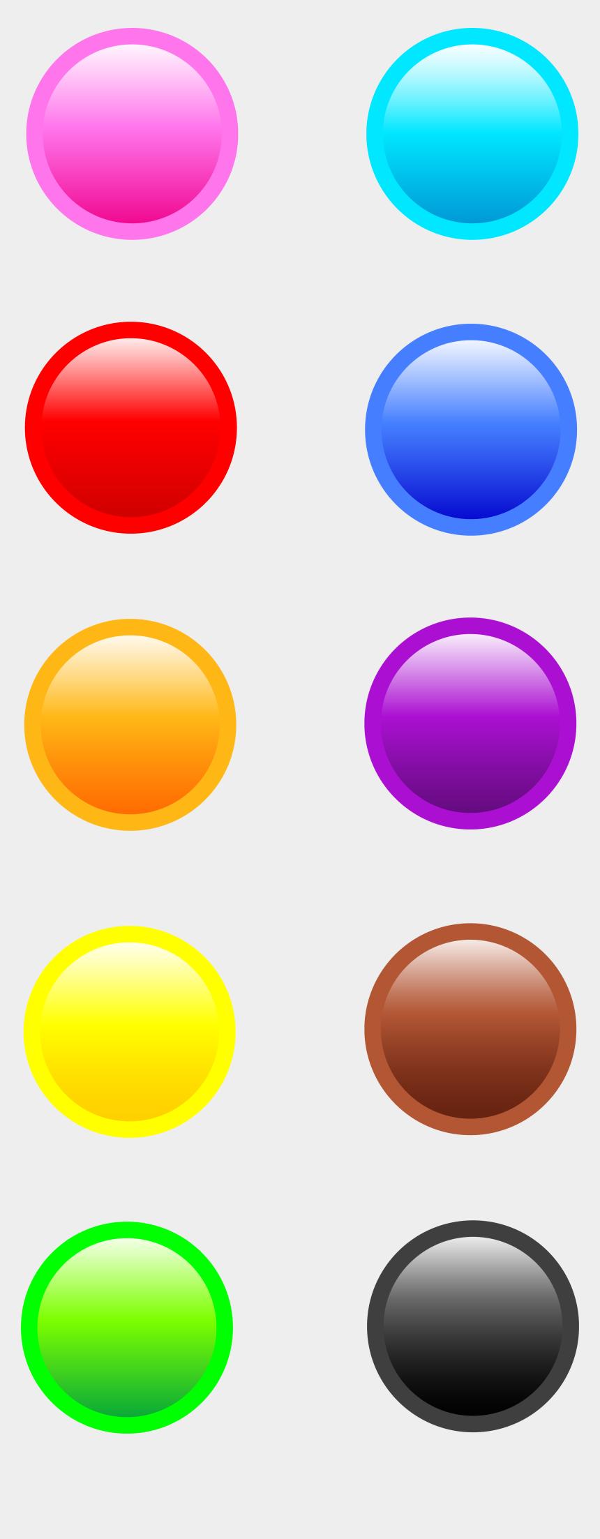 button clipart, Cartoons - Button Clipart Website Png - Web Round Button