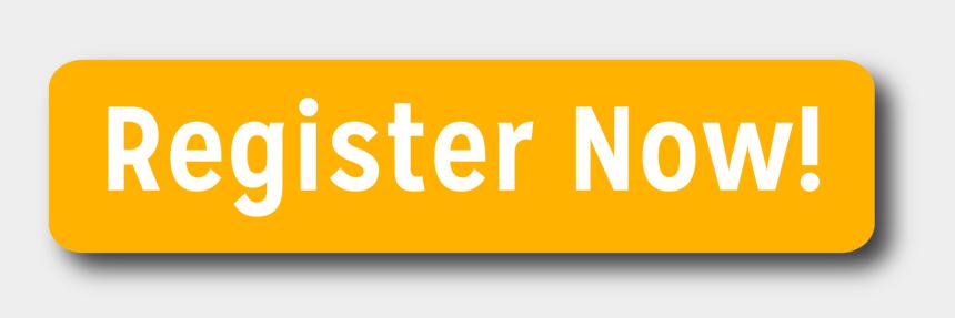 button clipart, Cartoons - Orange Register Button Clipart Png File - Graphic Design