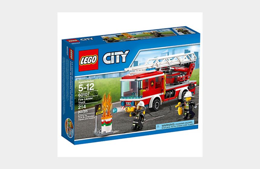 police car clipart, Cartoons - Fire Truck Clipart Police Car - Lego Fire Ladder Truck 60107