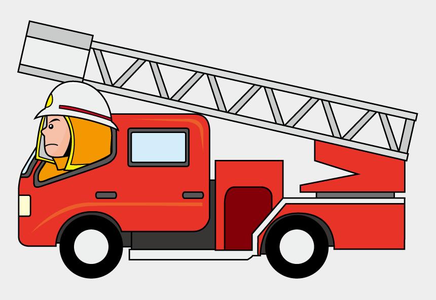 firetruck clipart, Cartoons - Firetruck Cartoon Fire Truck Clipart - Clip Art Fire Truck Png