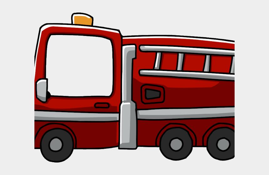 firetruck clipart, Cartoons - Fire Truck Clipart Transparent Background - Transparent Background Fire Truck Clip Art