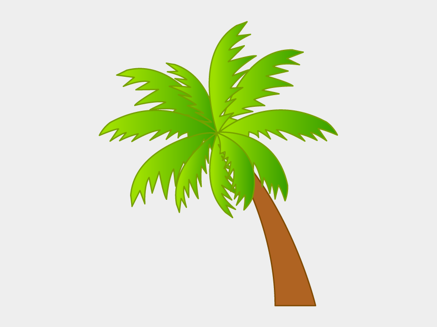 coconut clipart, Cartoons - Real Estate / Station / Skyscraper / Company / Residence - Palm Tree Hawaii Clipart