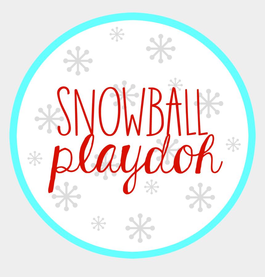 snowball frame clip art, Cartoons - Circle