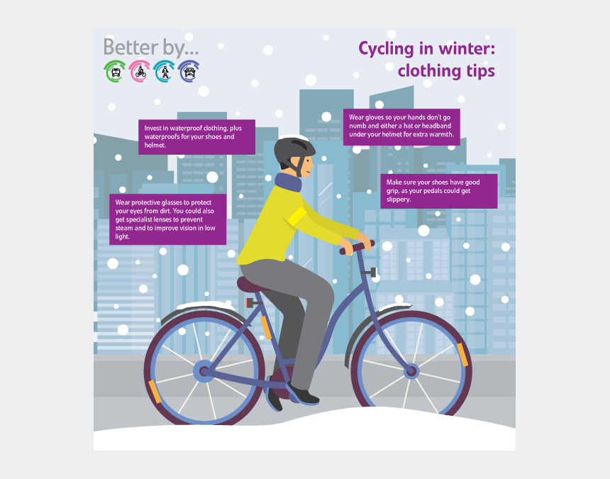 cycling clipart graphics, Cartoons - Bad Boy Bike As Commuter
