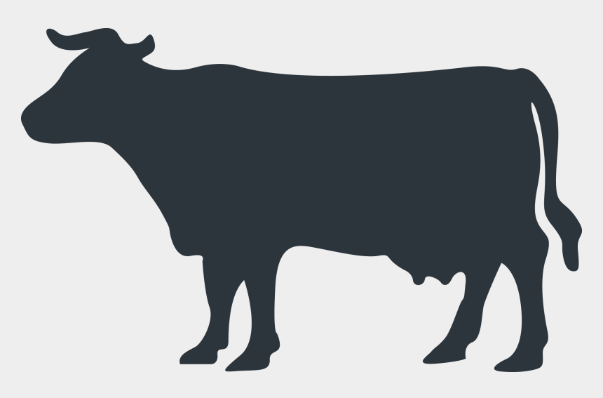 longhorn cattle clip art, Cartoons - Angus Cattle Silhouette Clip Art - Cow Silhouette No Background