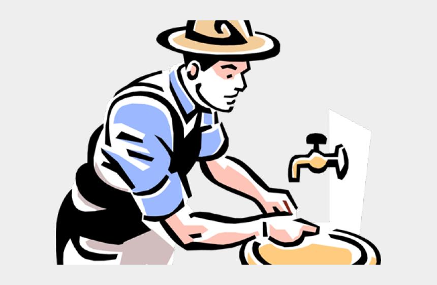 clipart washing hands free, Cartoons - Men Clipart Washing - Washing Hands Clip Art