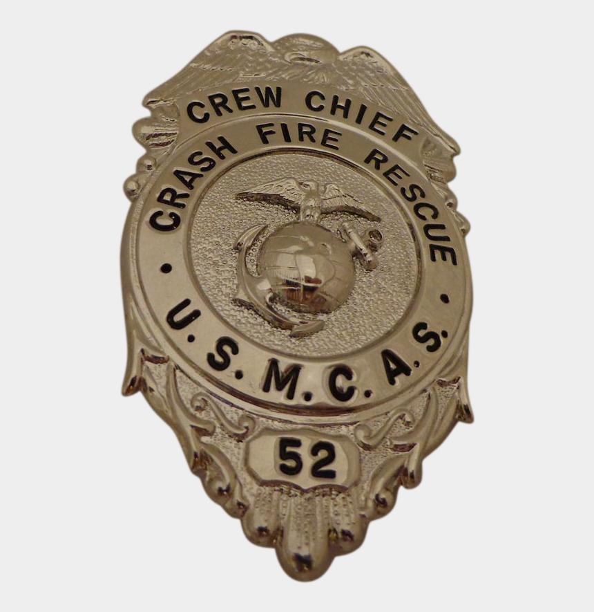 usmc emblem clip art, Cartoons - Vintage Usmc Crew Chief Badge Fire Crash Rescue Air - Emblem