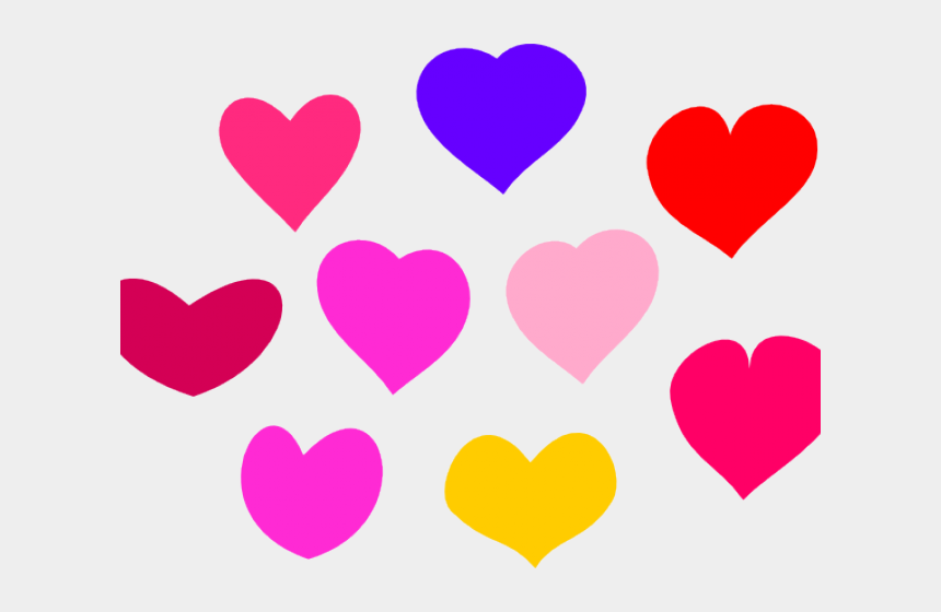 hearts clip art, Cartoons - Pics Of Cartoon Hearts - 7 Hearts Clip Art
