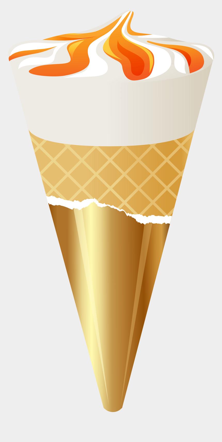 ice cream cone clipart, Cartoons - Ice Cream Transparent Png - Transparent Png Ice Cream Cone S