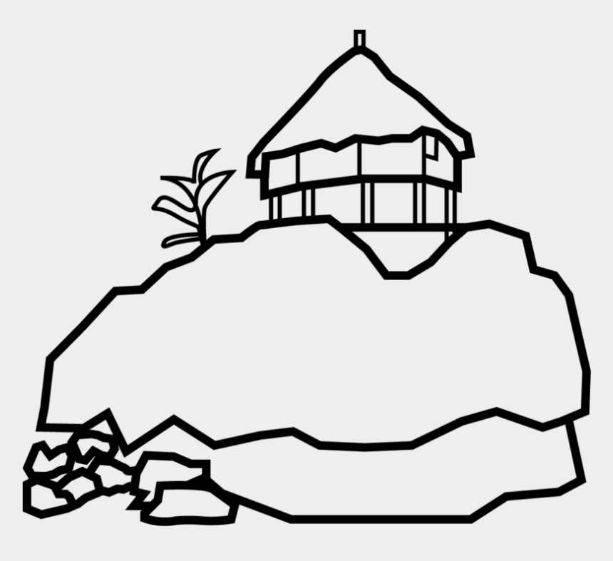 park clip art, Cartoons - Draw Tayrona National Park Draw
