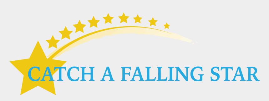 shooting star clip art, Cartoons - Catch A Falling Star - Catch The Falling Star Falls Risk Sign
