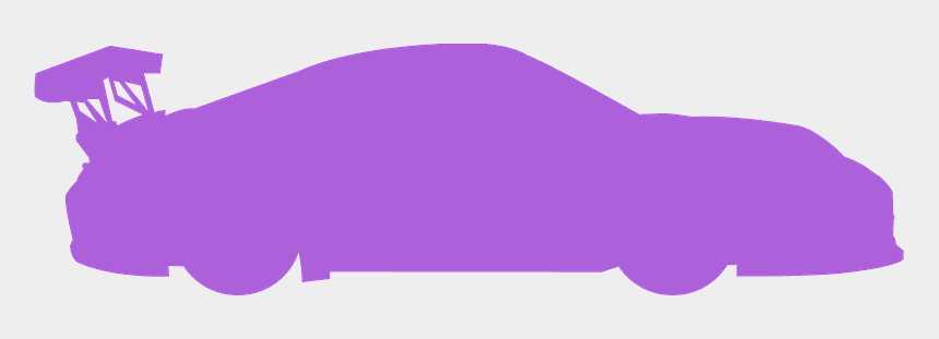 race car clip art, Cartoons - Stock Car Race Silhouette