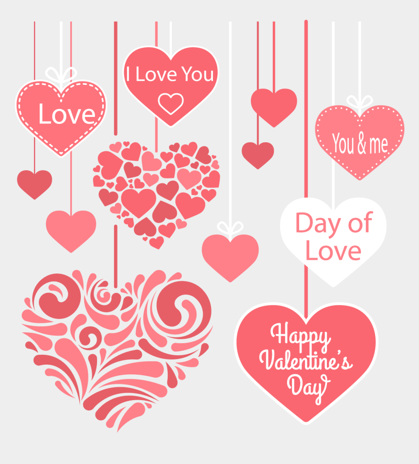 valentine s day clip art, Cartoons - Clipart Coffee Valentines Day - Wedding Vector Heart Png