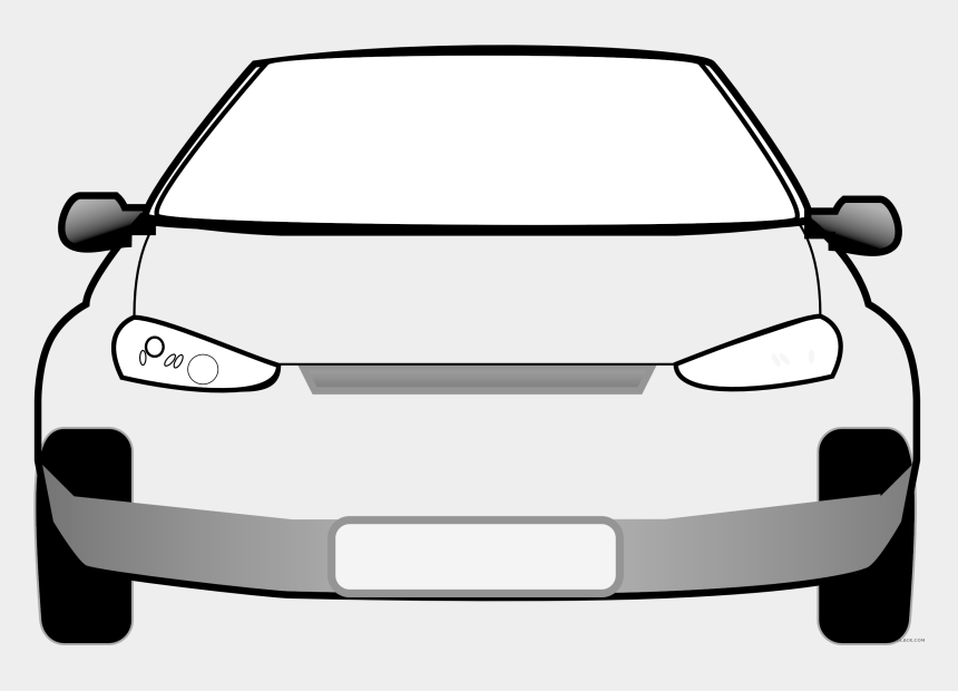 car clip art black and white, Cartoons - Jpg Library Stock Free Images Photos - Car Front Clip Art